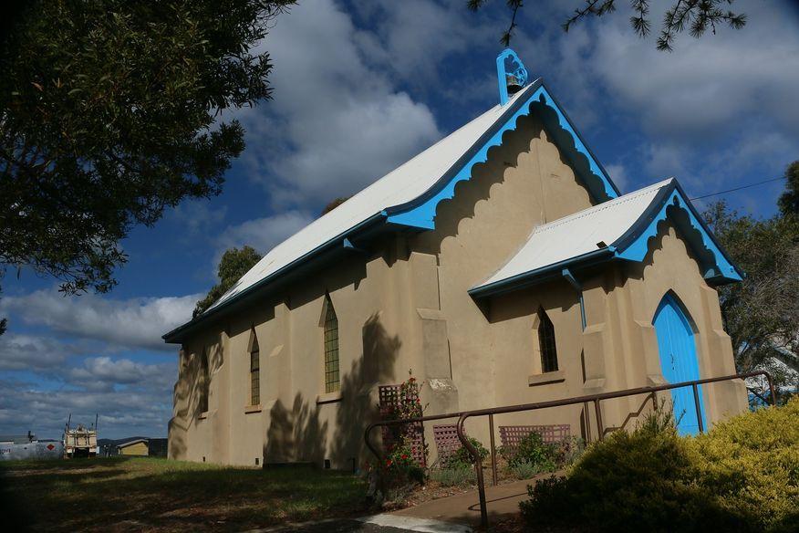 St George's Uniting Church