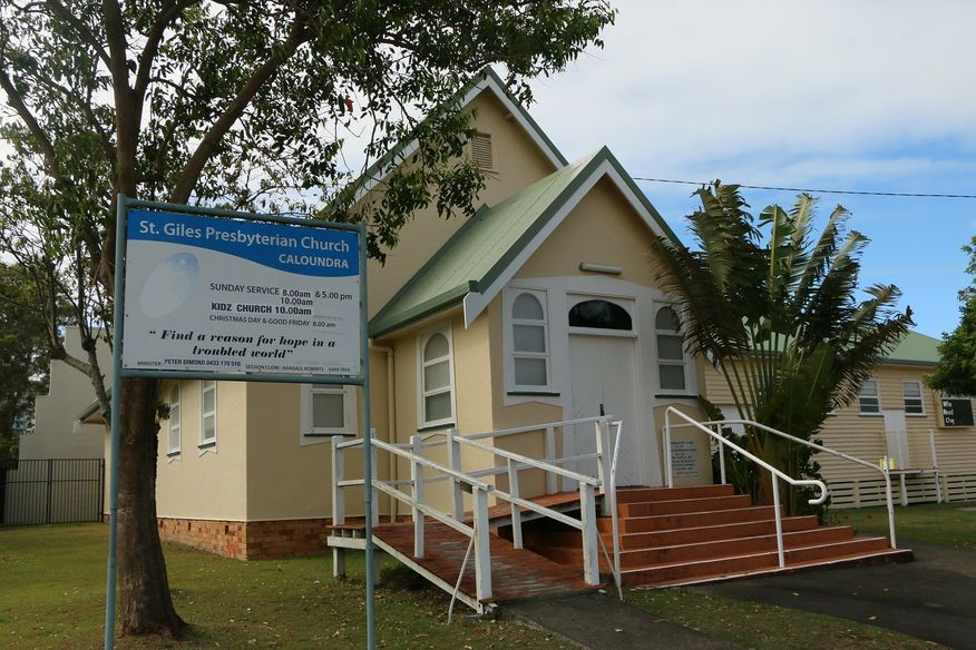 St Giles Presbyterian Church