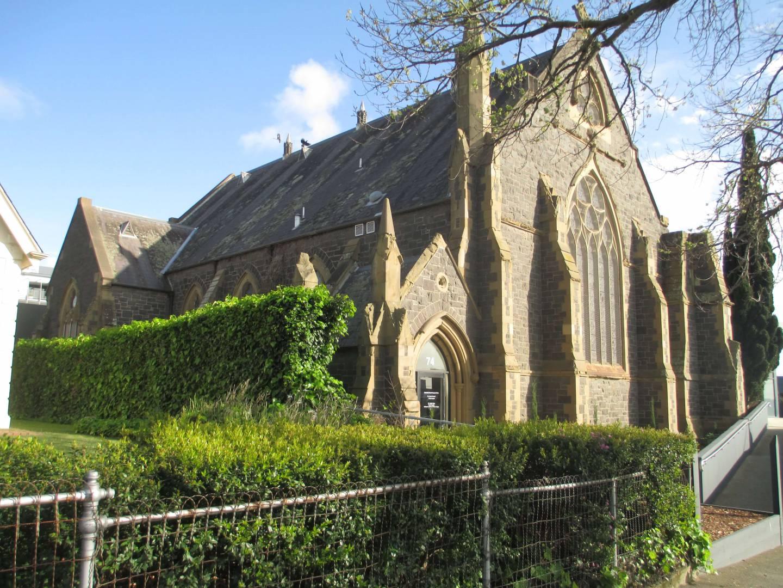 St Giles Presbyterian Church - Former