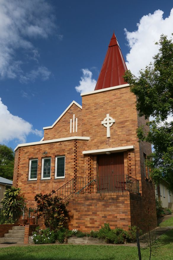 St Giles Uniting Church - Former