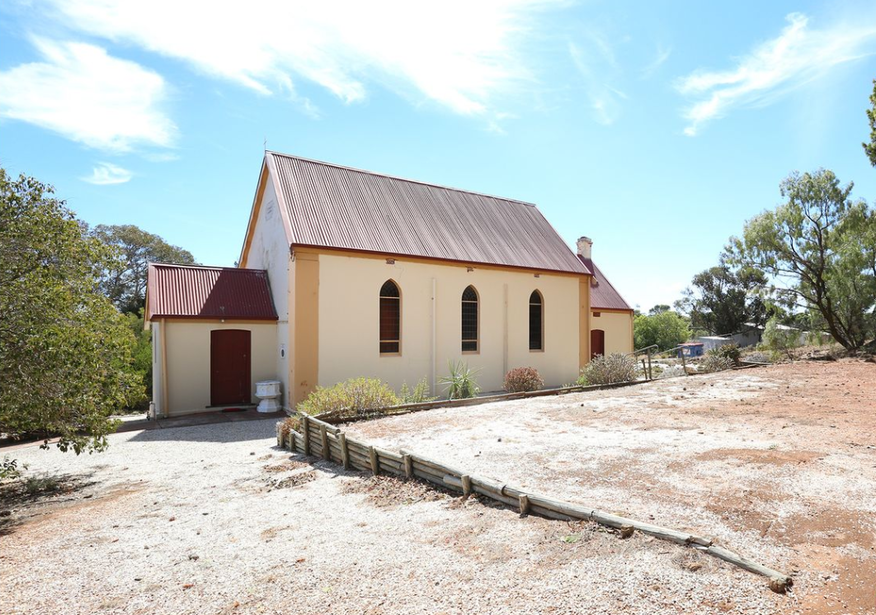 St Hilda's Anglican Church - Former
