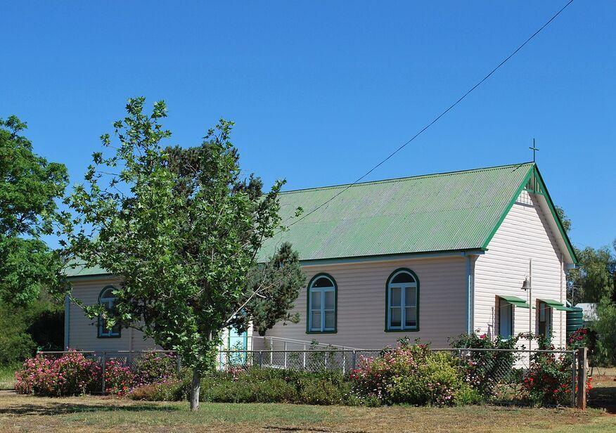 St Isadore's Catholic Church