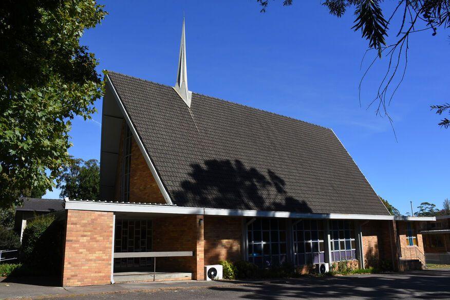 St Ives-Pymble Presbyterian Church
