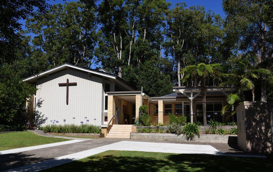 St Ives Baptist Church