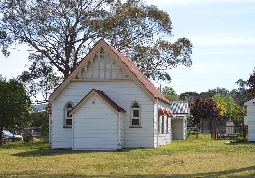 St James Presbyterian Church