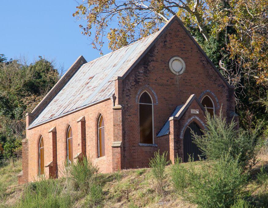 St James Presbyterian Church - Former