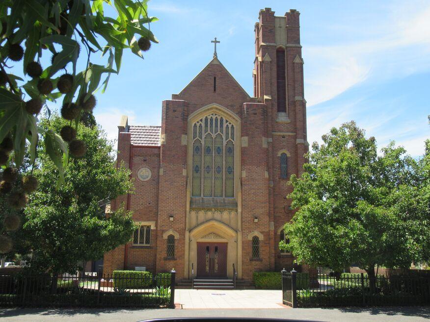 St Joan of Arc Catholic Church