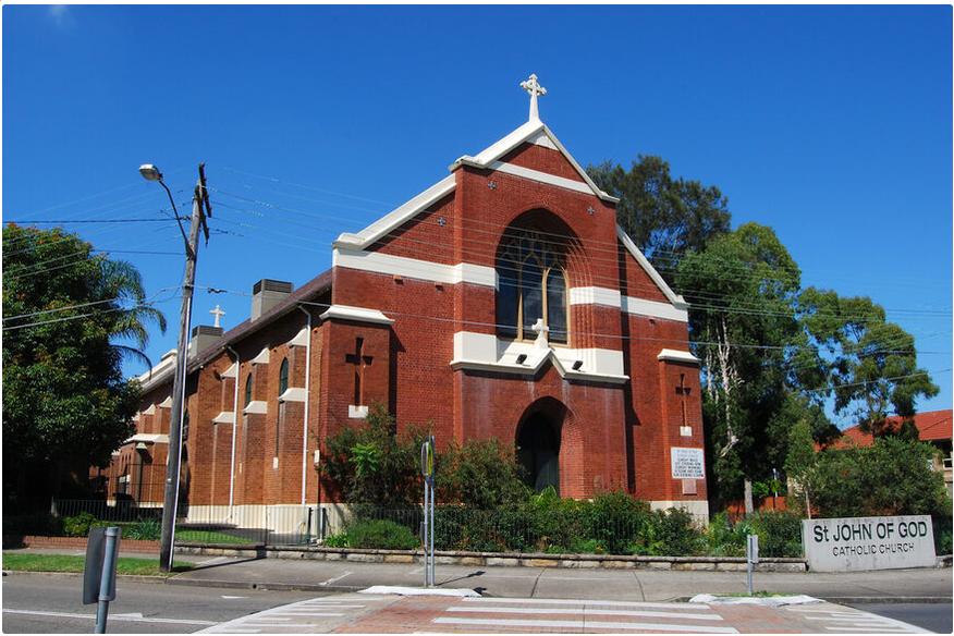 St John of God Catholic Church