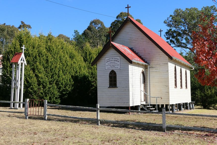 St John the Baptist Anglican Church