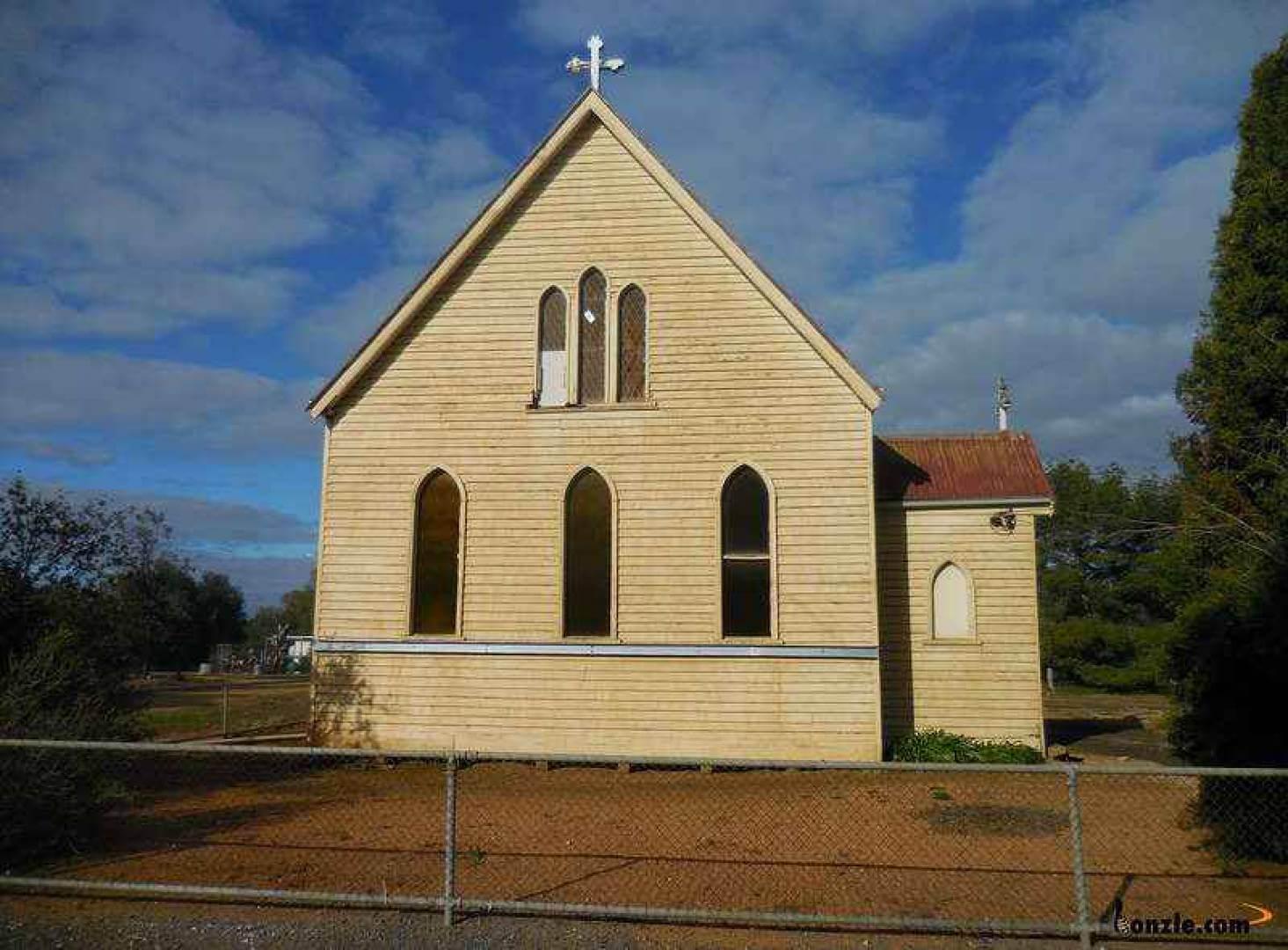 St John the Baptist Catholic Church - Former