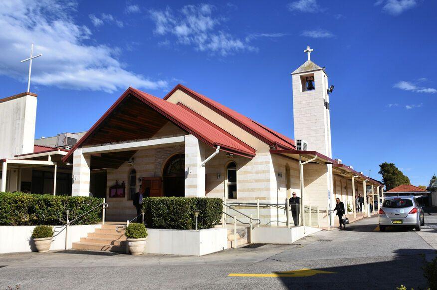 St John the Beloved Melkite Catholic Church