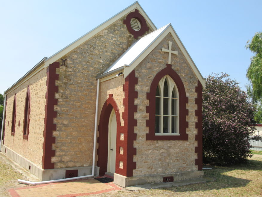 St John the Evangelist Anglican Church