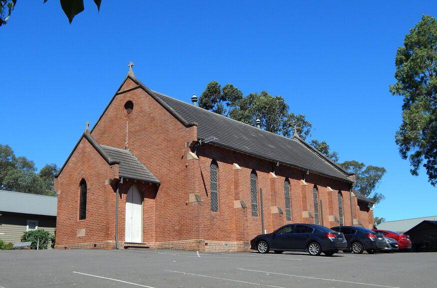 St John the Evangelist Catholic Church