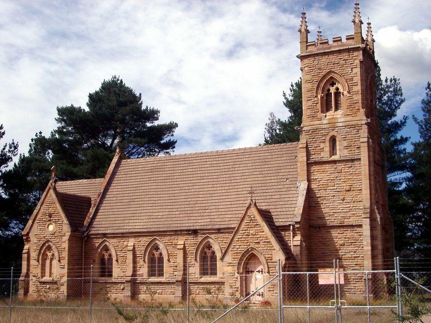 St John the Evangelist Church - Former