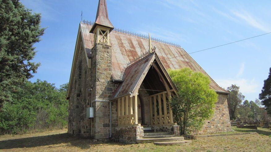 St John's Anglican Church - Former