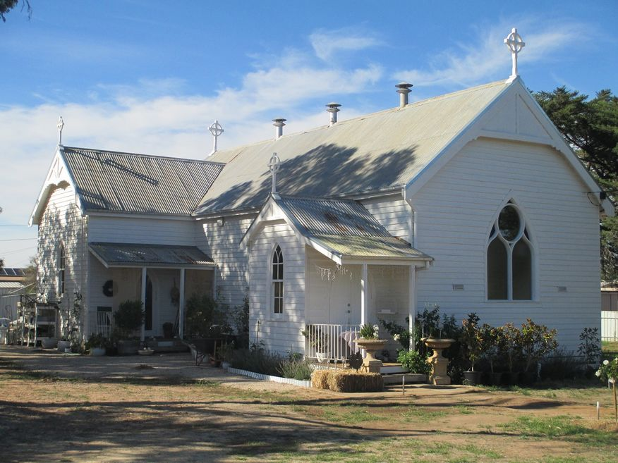 St John's Catholic Church - Former