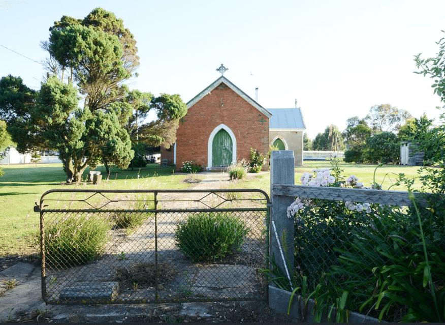 St John's Catholic Church - Former