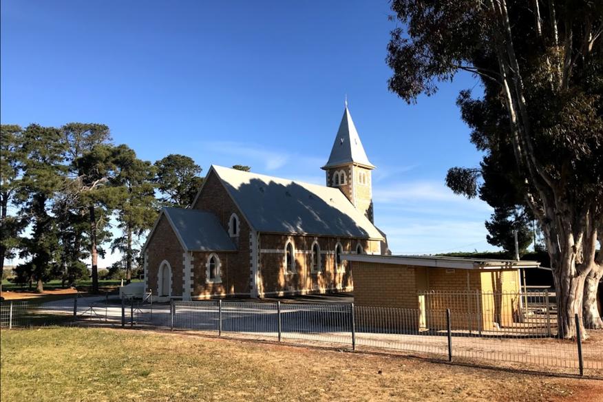 St John's Ebenezer Lutheran Church