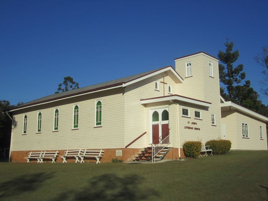 St Johns Evangelical Lutheran Church