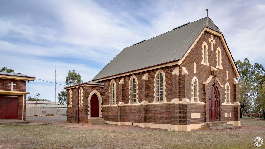 St John's Hall and Chapel