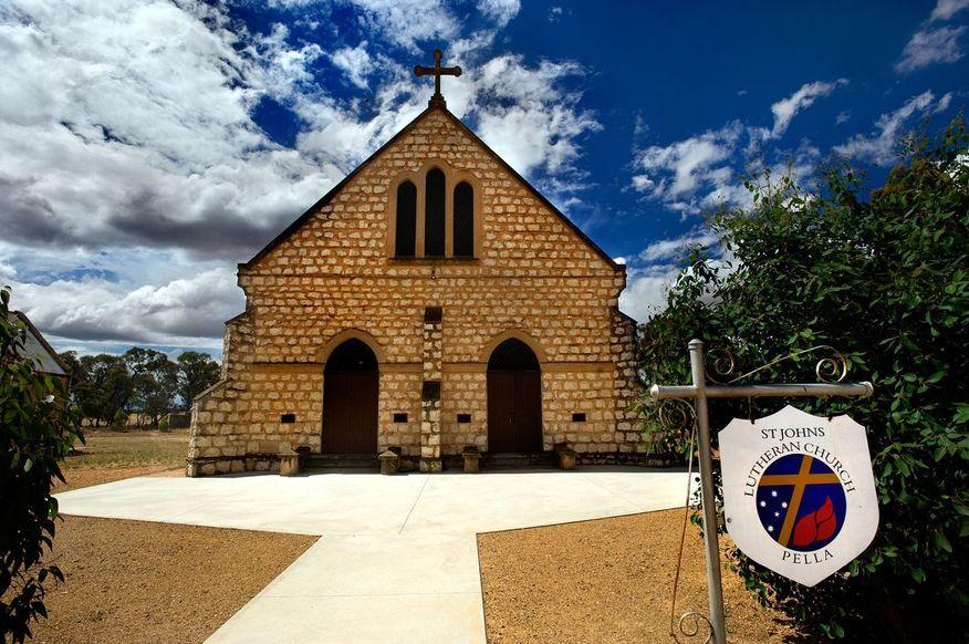 St John's Lutheran Church Pella