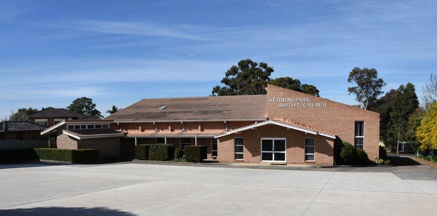 St Johns Park Baptist Church