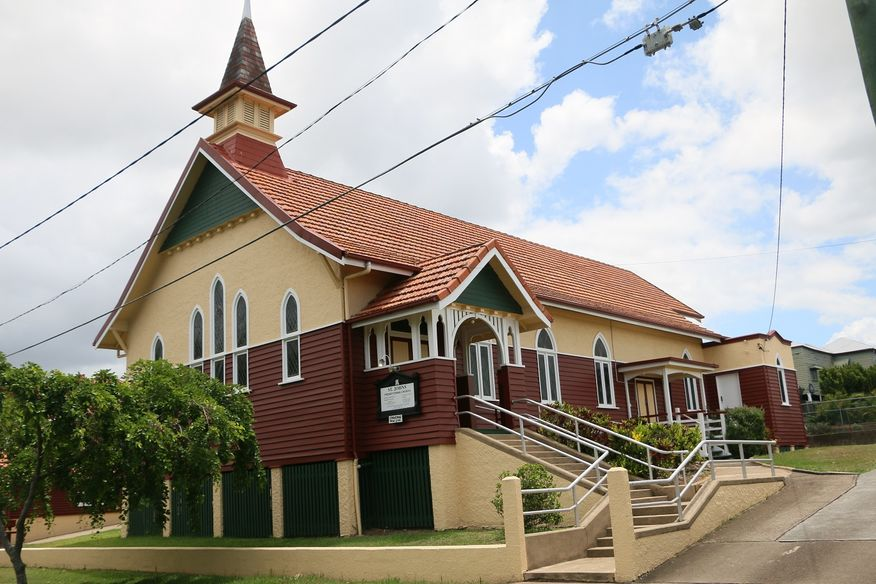 St John's Presbyterian Church