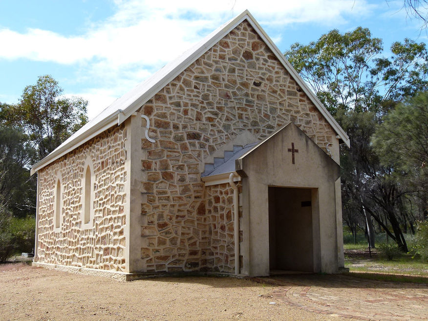 St John's in the Wilderness Anglican Church