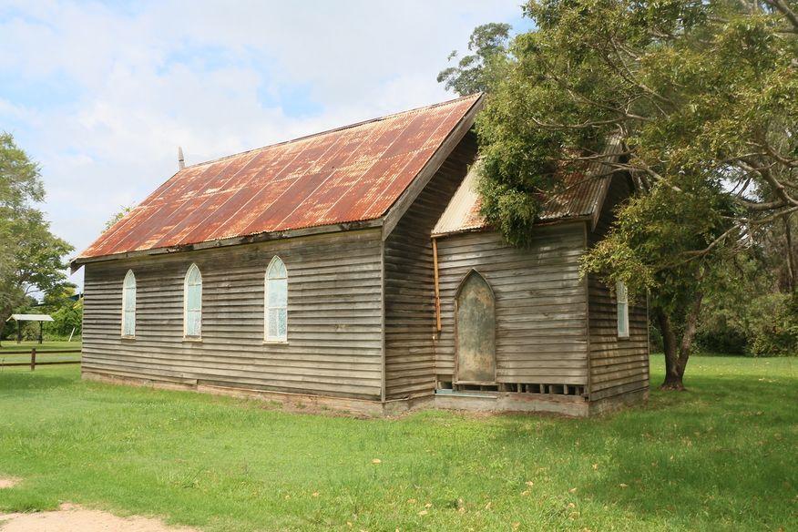 St Jude's Church - Former