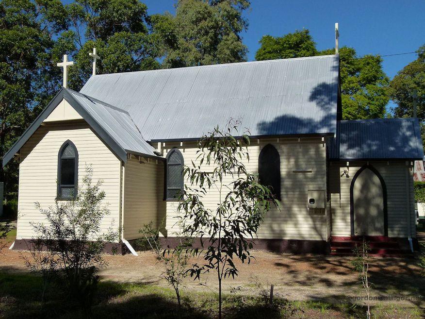St Kevin's Catholic Church