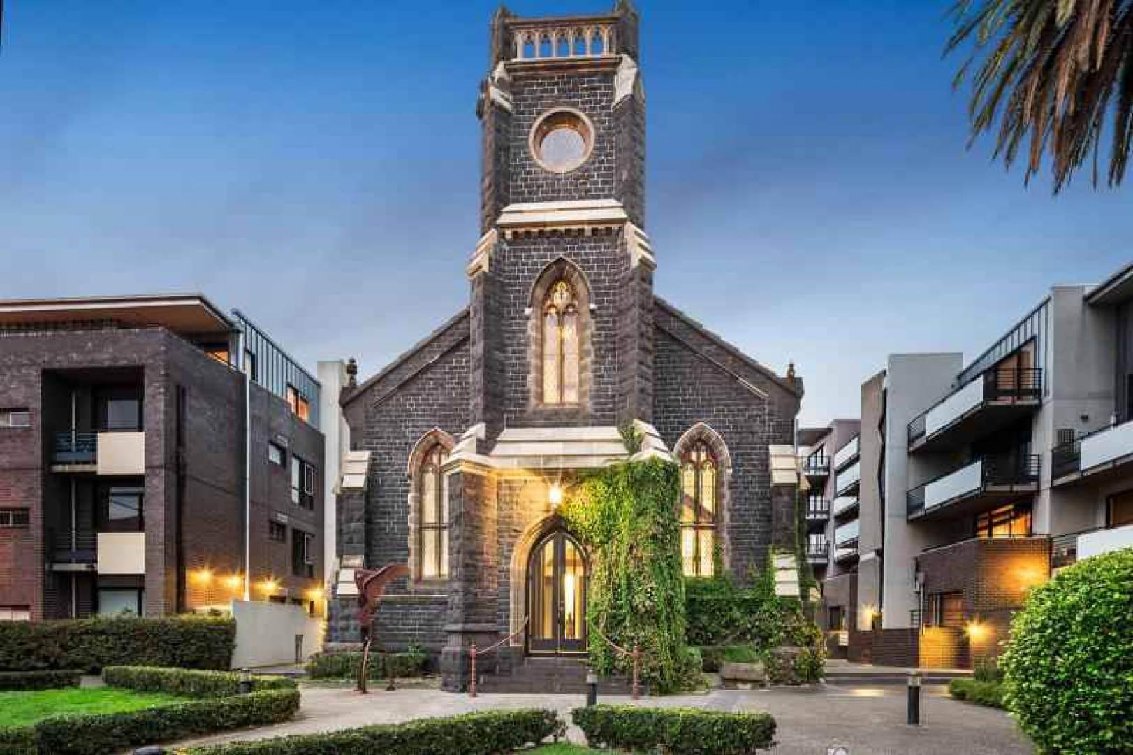 St Kilda Methodist Church - Former