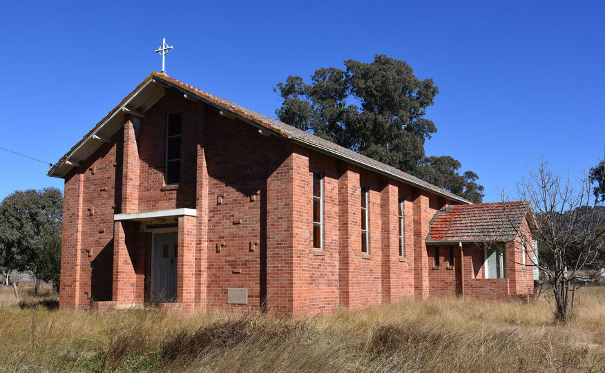 St Killian's Catholic Church - Former
