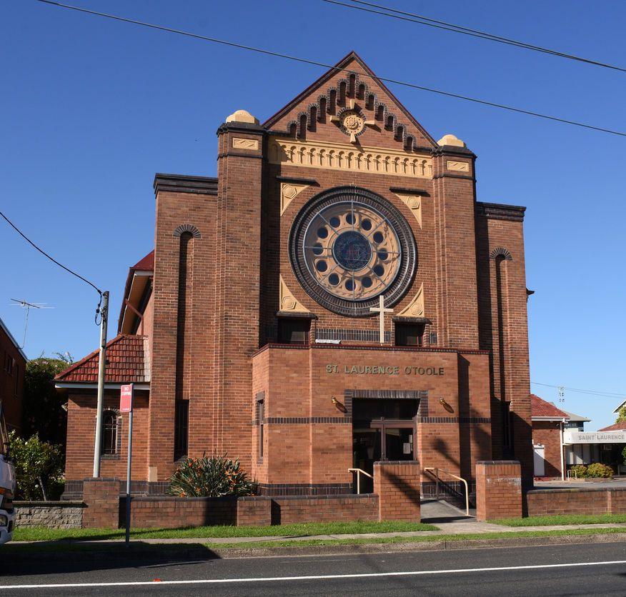 St Laurence O'Toole Catholic Church