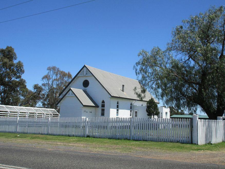 St Lawrence O'Toole Catholic Church - Former