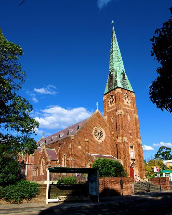 St Leonard's Catholic Church