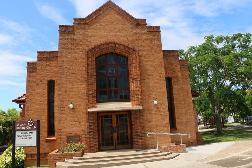 St Lucia Uniting Church