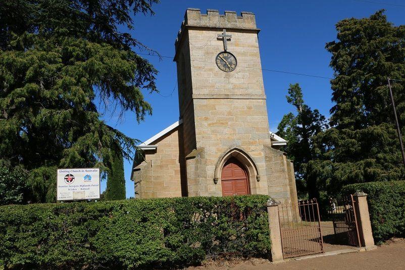 St Luke+39s Uniting Church