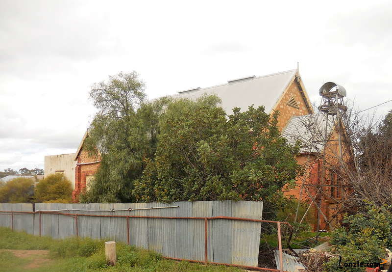 St Luke's Anglican Church - Former