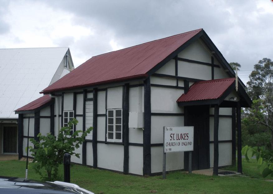 St Luke's Anglican Church - Former