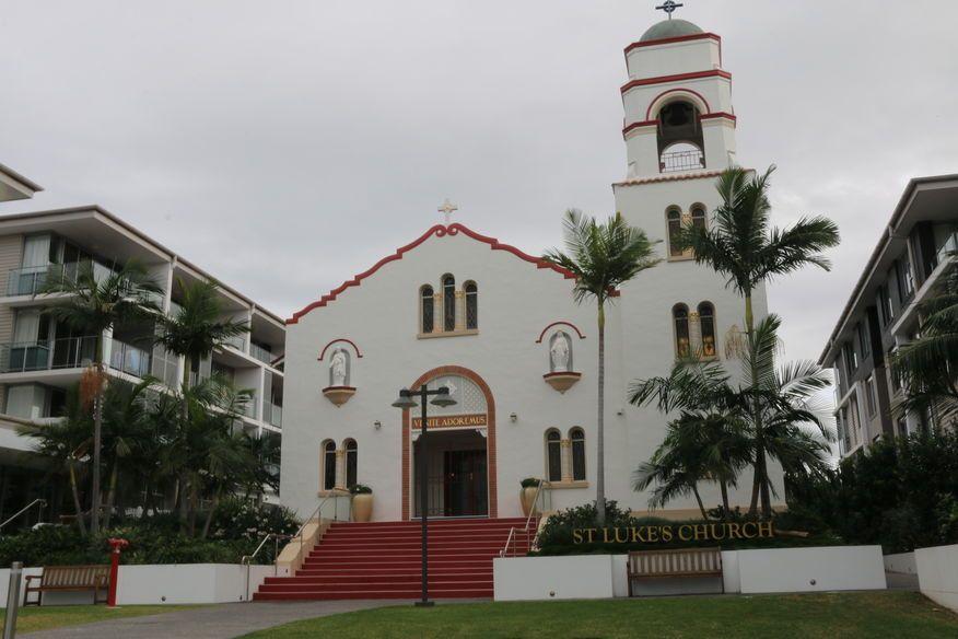 St Luke's Catholic Church