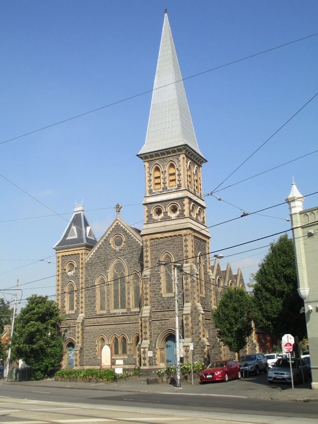 St Luke's Hungarian Reformed Church
