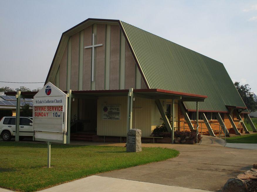 St Luke's Lutheran Church