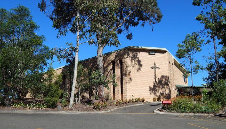 St Madeleine Sophie Barat Catholic Church - Earlier Mass Centre