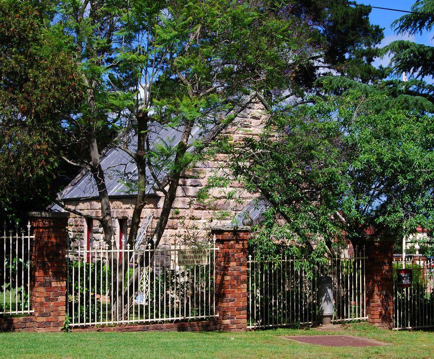 St Madelene Sophie Barat Catholic Church - Former