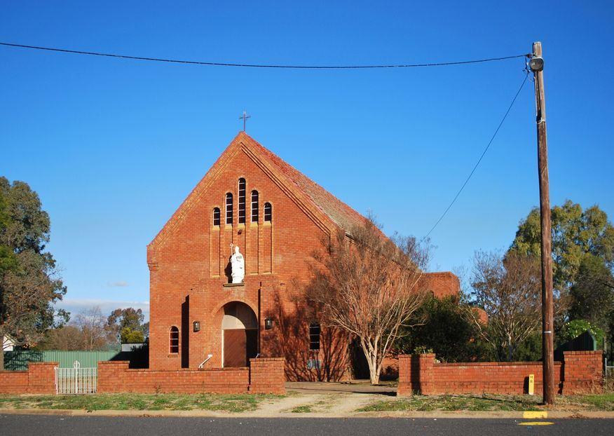 St Malachy's Catholic Church