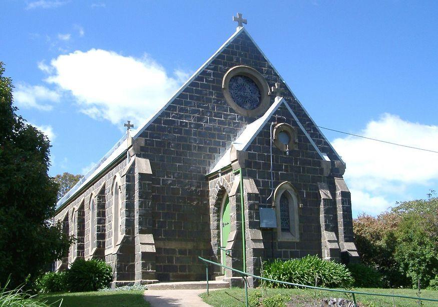 St Mark, Evangelist Anglican Church
