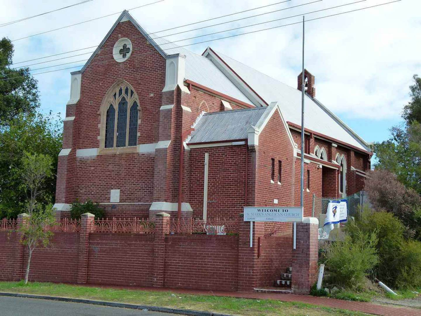 St Mark's Anglican Church/Church on the Rise