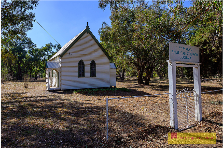 St Mark's Anglican Church - Former