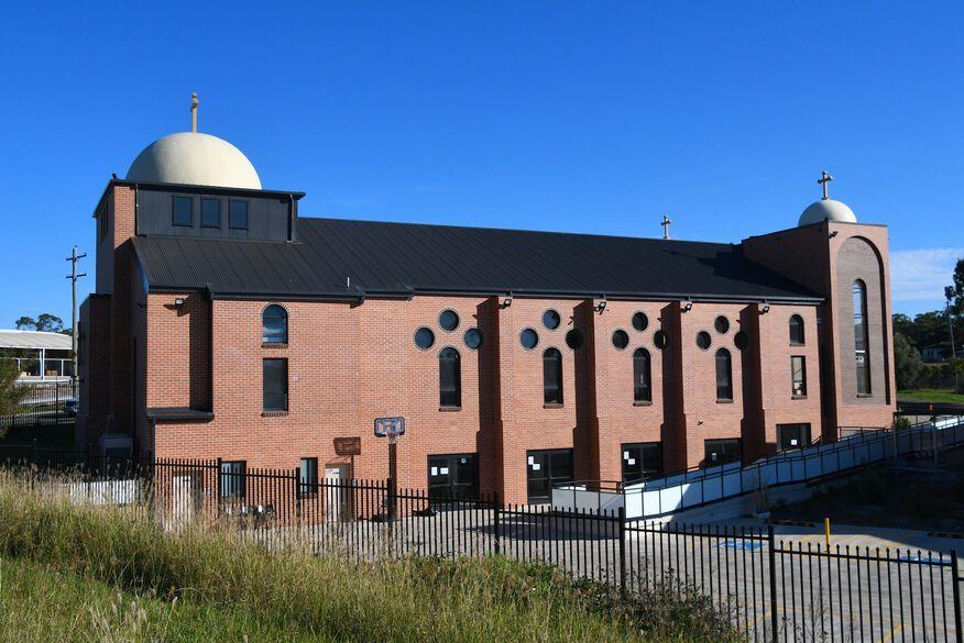 St Mark's Coptic Catholic Church
