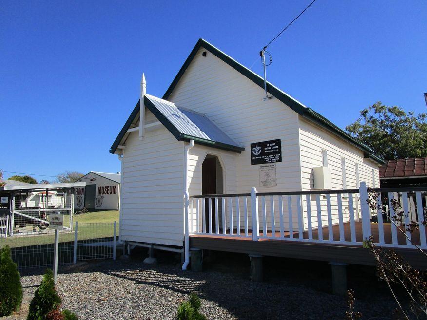 St Mark's Uniting Church - Former